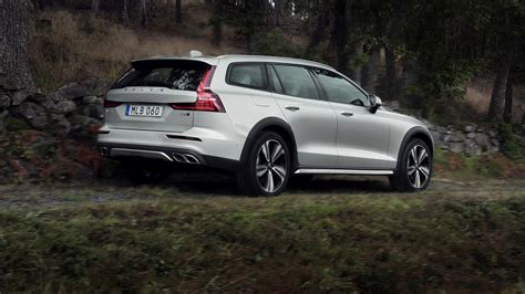 Volvo Laddhybrid 2020 by 2020 Volvo V60 Cross Country Is Ready To It Roadshow