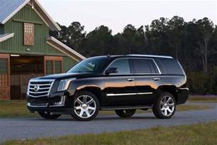 Is Cadillac American Made 2015 Cadillac Escalade A Handsome American Made Suv That