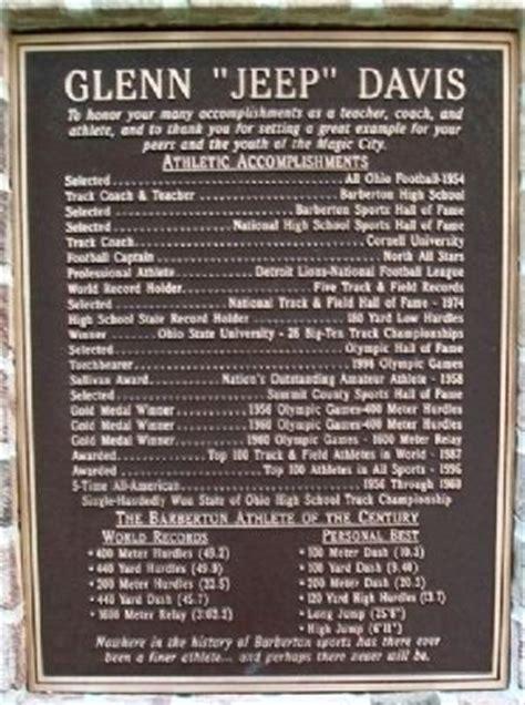 Glenn Jeep Glenn Quot Jeep Quot Davis Historical Marker
