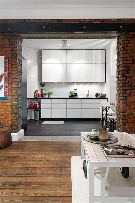 The Studio M Designs Styling The Delightful Design Of The Studio Flat Scandinavian Style
