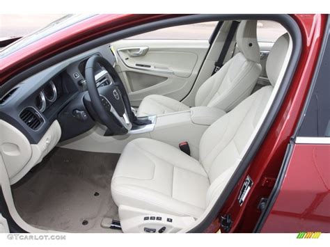 2013 Volvo S60 Interior by Soft Beige Interior 2013 Volvo S60 T5 Photo 80516839