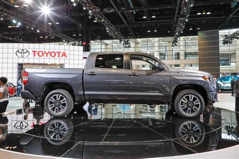 2019 Toyota Tundra Concept toyota 2019 toyota tundra diesel concept revealed 2019