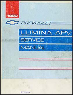 how to download repair manuals 1993 chevrolet apv free book repair manuals 1990 chevy lumina apv van repair shop manual 90 chevrolet original service ebay