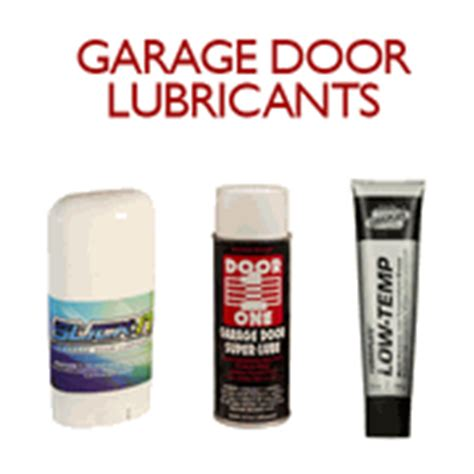 Lubricant For Garage Door Garage Door Lubricants For Gates And Overhead Doors From Wd 40 And More