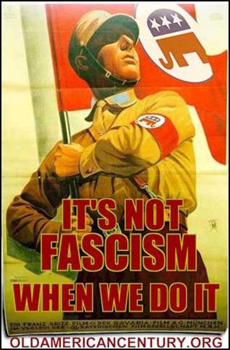 when fascism was american fascism and anti fascism in the 1930s books fascist republican of america a satirical flag of