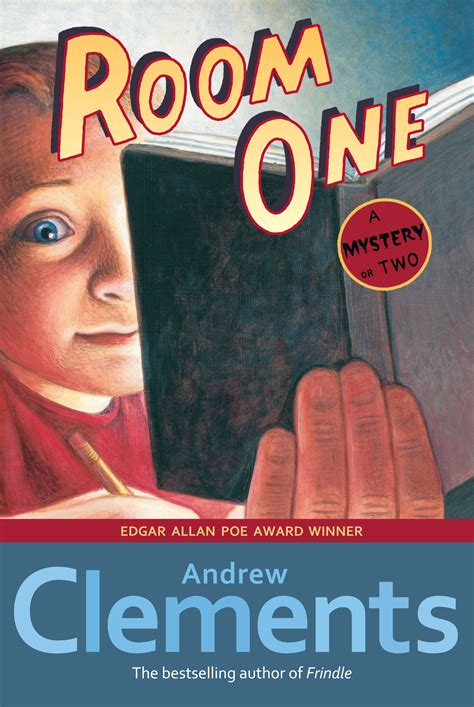 one books room one book by andrew clements elliott