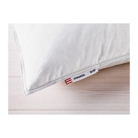 pillows ikea jordr 214 k pillow firmer ikea