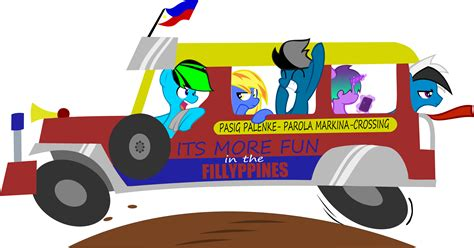 philippines jeepney clipart a jeepney ride 50 watcher special by rcflashfreak on