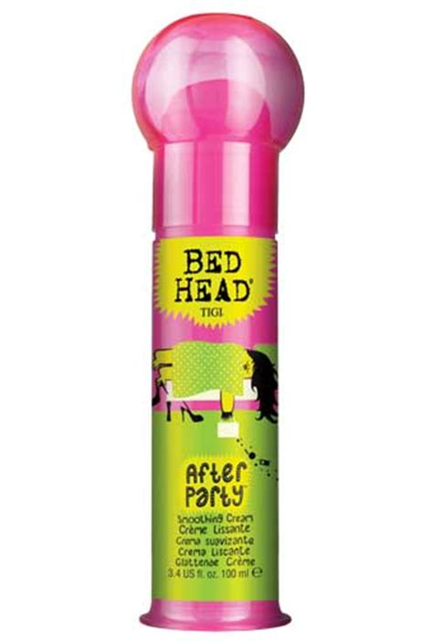 after party bed head tigi bed head after party smoothing cream bottle by