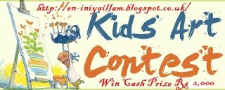 Drawing Contests For Kids To Win Money - cook book jaleela kids drawing contest win cash prizes