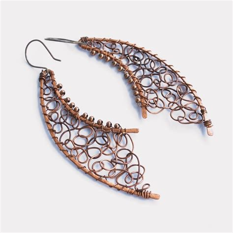 wire for jewelry 17 inspiring wire jewelry designs mostbeautifulthings