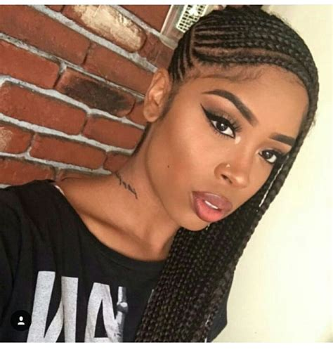 hip hop braided hairstyles 18 best lemonade braids images on pinterest african