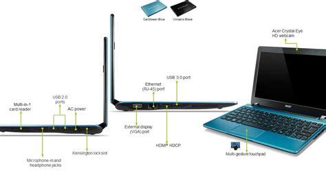 Laptop Acer Aspire Terbaru spesifikasi laptop acer aspire one 725 linux harga