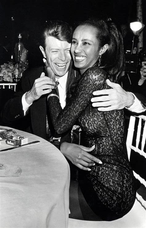 david bowie iman and love story 15 looks that prove why david bowie and iman were fashion