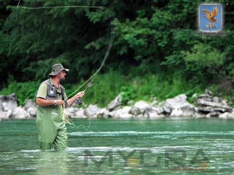pesca acque interne f v g panontin necessaria riforma pesca in acque interne