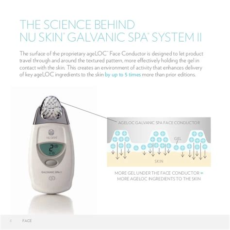 6 Tips On Using The Galvanic Spa by Ageloc Galvanic Spa