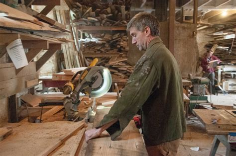 www woodworker woodworker builds caskets out of reclaimed lumber from
