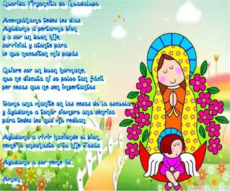 imagen virgen de guadalupe para ninos virgen de guadalupe quot la guadalupana quot oraci 211 n para los ni 209 os