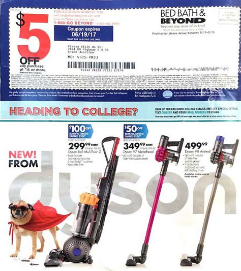bed bath beyond 5 coupon bed bath beyond ad weekly ads