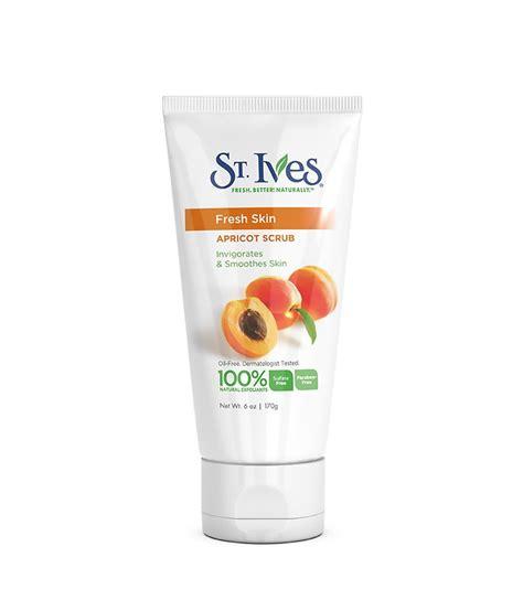 St Ives Apricot Scrub Fresh Skin Scrub 170 Gram Original 100 st ives fresh skin apricot scrub 170 g buy st ives fresh skin apricot scrub 170 g