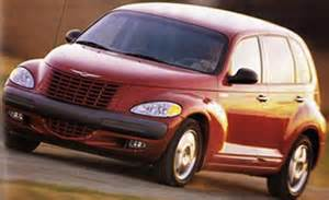 2001 Chrysler Pt Cruiser Review 2001 Chrysler Pt Cruiser Road Test Car Reviews Car