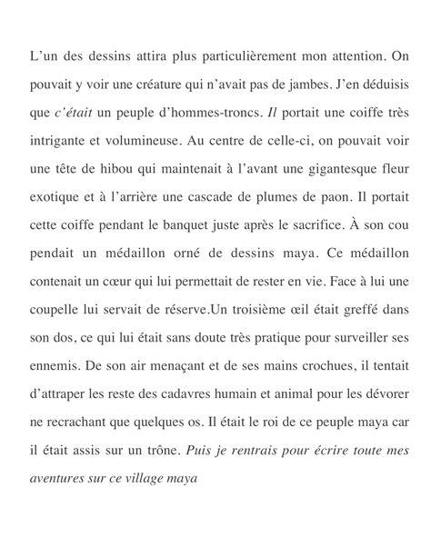 report layout en francais 5 232 me une ann 233 e en fran 231 ais au coll 232 ge raymond devos de