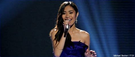 the voice top chef aim to break amazing race s jessica sanchez i only wanted to win american idol to