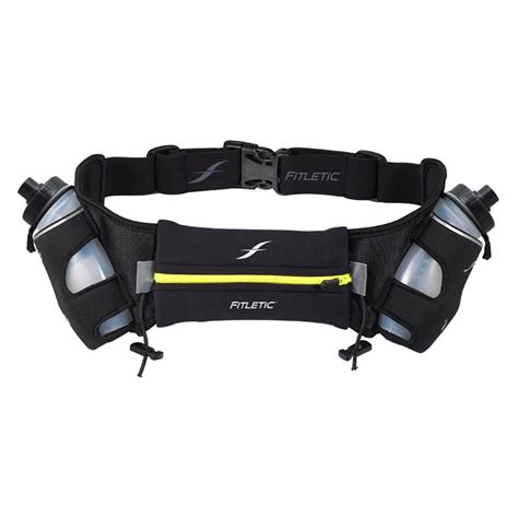 hydration for running fitletic 8oz hydration running belt run appeal