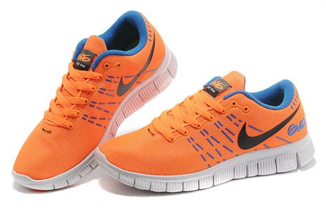 Sale Topi Run Nike Run sale nike free run 3 0 v4 orange grey 814