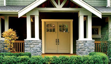 Craftsman Bungalow by Bungalow Series Wood Doors Simpson Door Company