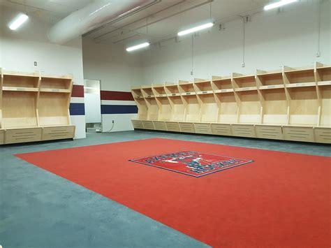 hockey locker room hockey locker stall