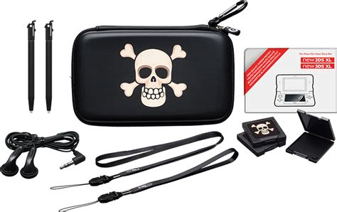 Anti Gores Nintendo 3ds Xl Limited pack essential limited edition pirate