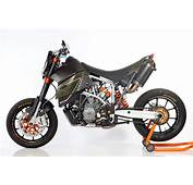 AUSTRIAN SCALPS A BMW Designer's Take On The KTM 950