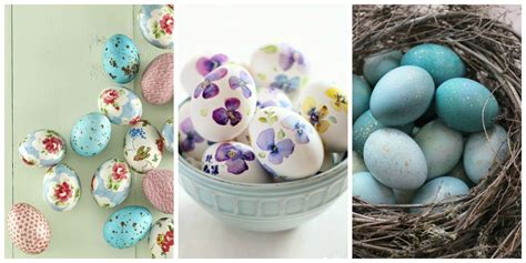 egg decorating 60 easter egg designs creative ideas for decorating easter eggs country living