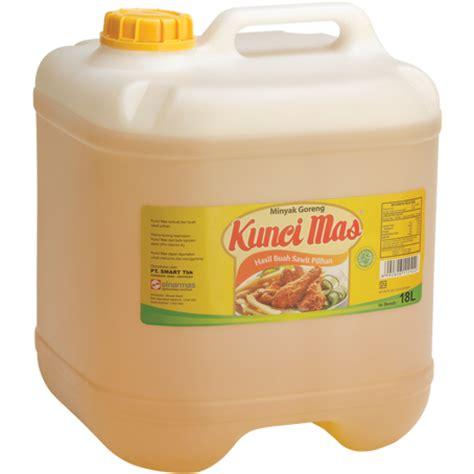 Kunci Minyak Goreng 1 8 Ml minyak goreng