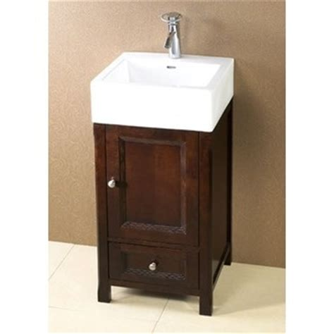ronbow neo classic juliet 18 quot bathroom vanity set
