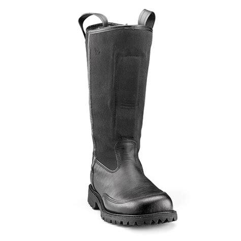 pro warrington boots pro warrington 14 quot pull on leather boot