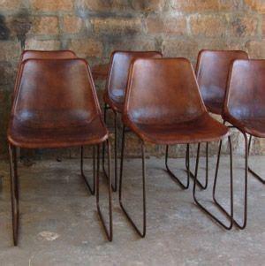 chaise cuir marron best 25 chaise cuir ideas on bronzage 224