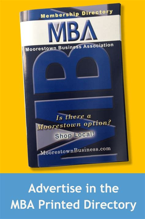 Join Byu Mba Associations by Join Mba Moorestown Business Association