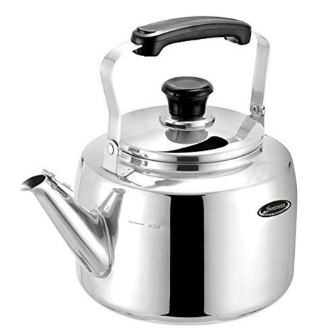 induction electric tea kettle whistling tea kettle large 2 6 quarts 2 5 liters newness food grade polished 304 stainless