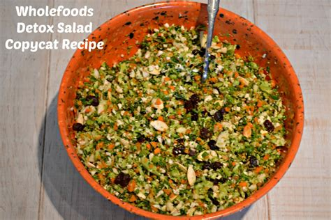 Whole Foods Detox Salad Nutrition Facts whole foods pizza recipe