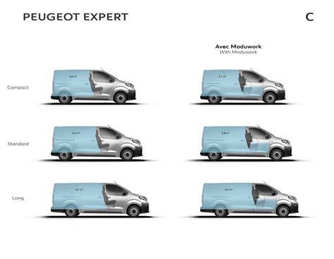 peugeot expert peugeot expert 2016 versatilidad y equipamiento