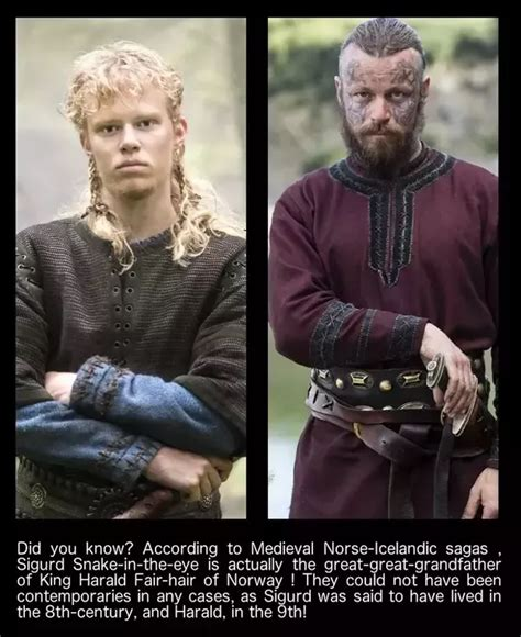 why did ragnar kill his son who originally killed sigurd snake in the eye was it