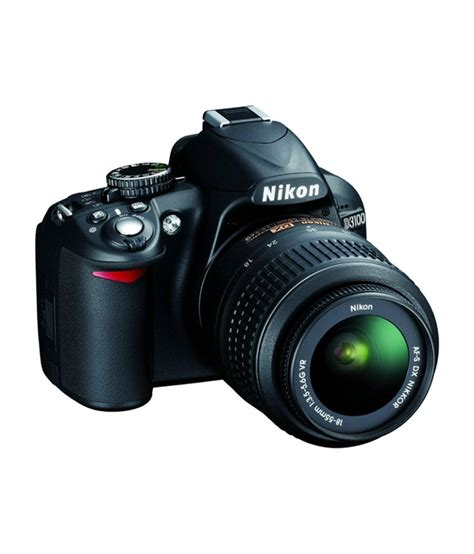 Nikon D3100 Lensa Kit 18 55mm nikon d3100 with 18 55mm lens price review specs buy in india snapdeal