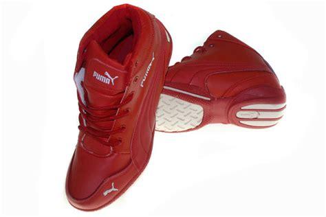 Sepatu All Merah Tinggi graha sepatu olah raga tinggi merah
