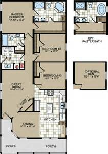 Titan Mobile Home Floor Plans home floor plans prow front as well chalet ranch modular home plans