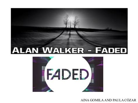 alan walker upcoming alan walker faded