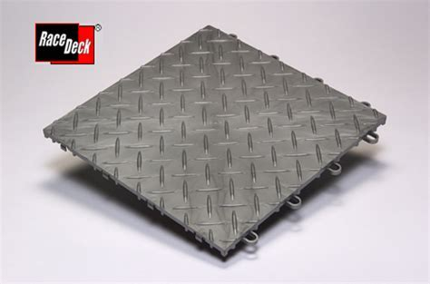 RaceDeck Modular Floor Tile Systems