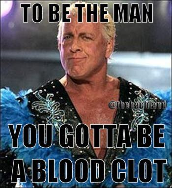 Ric Flair Memes - let s make it meme something hachland