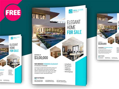free fsbo real estate flyer templates how to fsbo